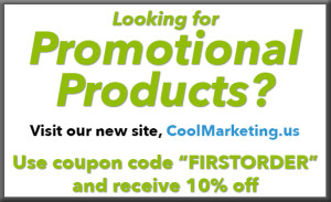 CoolMarketing.com Promo for Waterproof Printing
